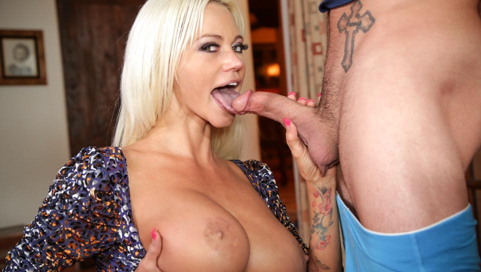 Nikita Von James Blowjob Porn   Mommy Blows Best