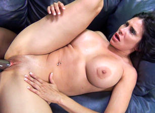 Sheila Squirts On Black Cock
