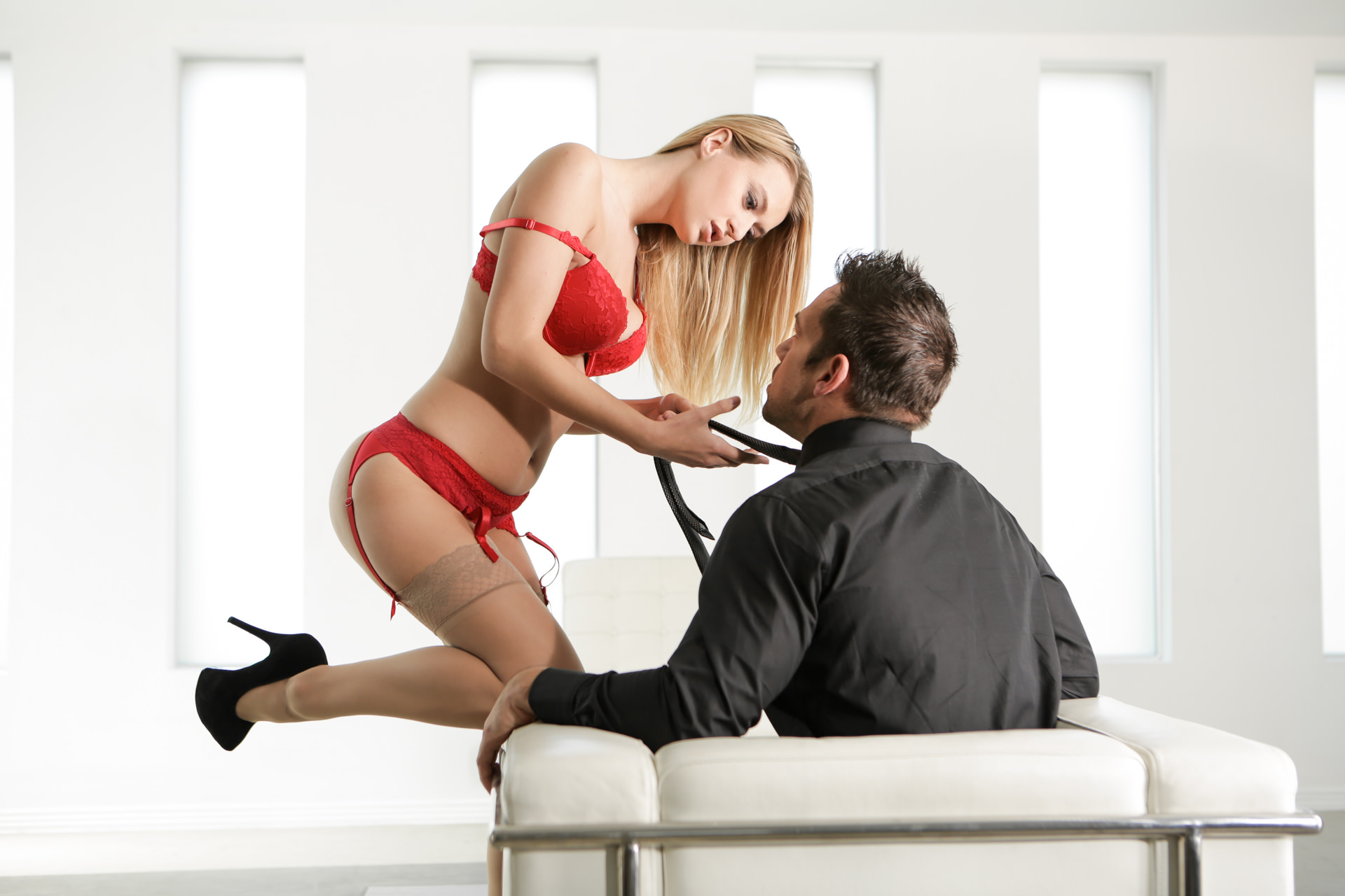 EroticaX – Crimson Seduction – Natalia Starr