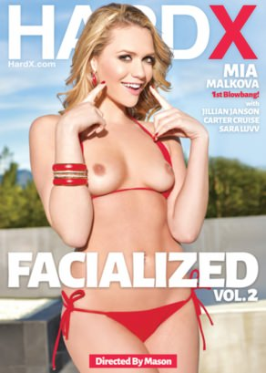 Facialized Vol. 2 Dvd Cover