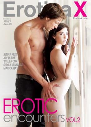 Erotic Encounters Vol. 2 Dvd Cover