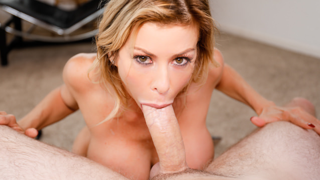 Bridgette B Pov Blowjob
