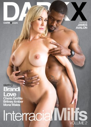 Interracial MILFs Vol. 2 Dvd Cover