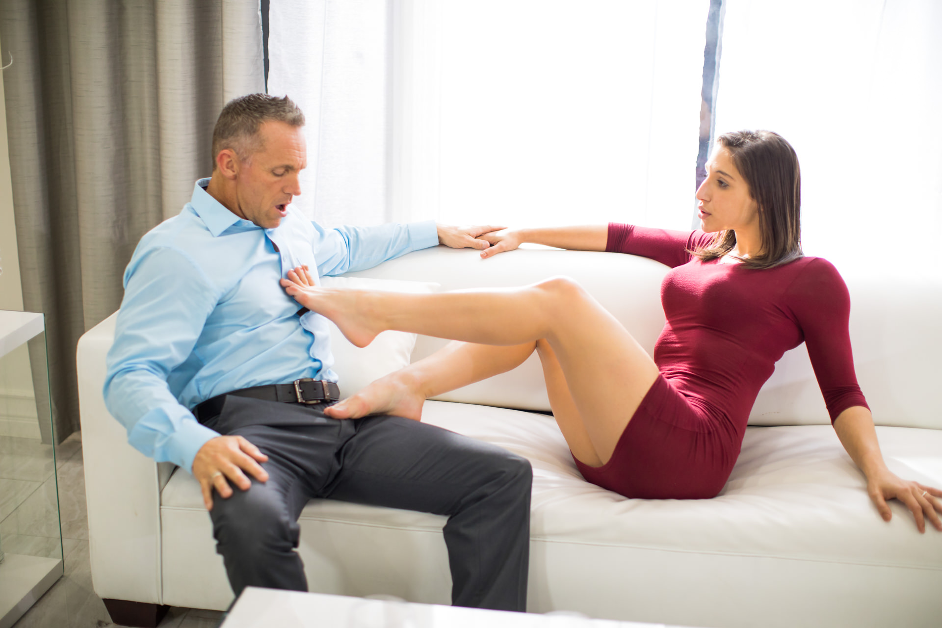 EroticaX – The Touch of Another Man – Abella Danger