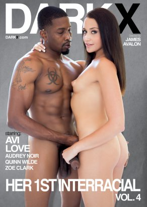 Her 1st Interracial Vol. 4 Dvd Cover