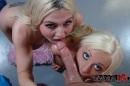 Christie Stevens VS Rikki Six picture 30