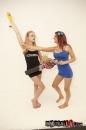 Avril Hall vs Elektra Foxx, picture 76 of 227