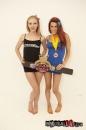 Avril Hall vs Elektra Foxx, picture 88 of 227