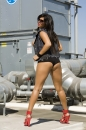 Rooftop Photoshoot With Sunny Leone picture 18