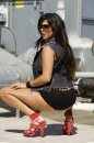 Rooftop Photoshoot With Sunny Leone picture 27