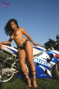 Sunny Loves Motorcycles picture 1