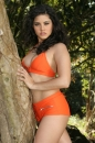 Orange Outfit Outside picture 7