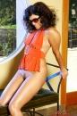 Orange Top Tease picture 14