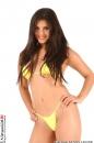 Sunnys Teeny Weeny Yellow Bikini picture 4