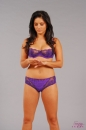 Purple Lingerie Tease picture 4