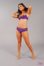 Purple Lingerie Tease picture 10