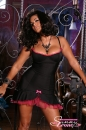 Black And Pink Lingerie Dress picture 15