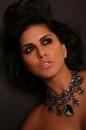 Jewel Necklace Black Corset picture 4