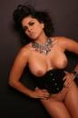 Jewel Necklace Black Corset picture 24