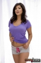 Purple V-Neck Photo Shoot picture 22