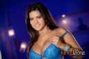 Blue Lingerie In Blue Room picture 14
