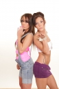 The Lane Sisters In 'Sassy Look' picture 5