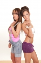 The Lane Sisters In 'Sassy Look' picture 6